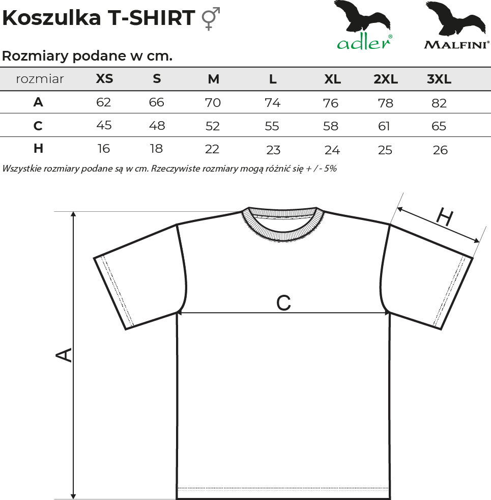 Koszulka t-shirt heavy