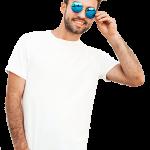Nadruk z przodu i z tyłu koszulki – tshirt z własnym nadrukiem