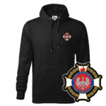 Bluza strażacka z kapturem WZ02 Krzyż Związkowy