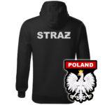 Bluza strażacka z kapturem WZ06 Orzeł Polska