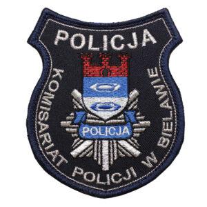 Bielawa – Naszywka Policja Komisariat Policji w bielawie NPO1061 IND