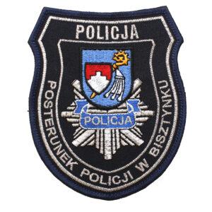 Bisztynek – Naszywka Policja Komisariat Policji w Bisztynku NPO1126 IND