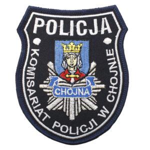 Chojna – Naszywka Policja Komisariat Policji w Chojnie NPO1073 IND