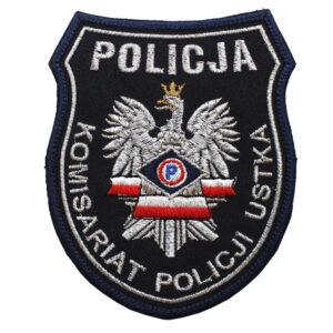 Ustka – Naszywka Policja – Komisariat Policji Ustka NPO1088 IND
