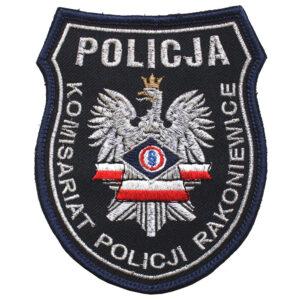 Rakoniewice – Naszywka Policja – Rakoniewice NPO1089 IND