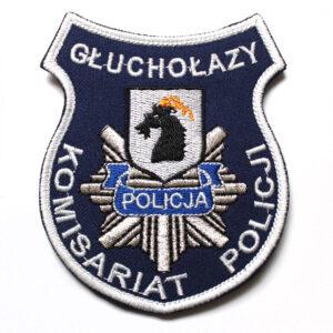 Głuchołazy – Naszywka Policja Komisariat Policji Głuchołazy NPO1011 IND