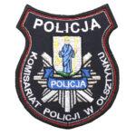 Olsztynek – Naszywka Policja – Komisariat Policji w Olsztynku NPO1078 IND