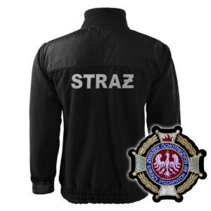 LUKSUSOWY Polar strażacki HAFT WZ02 Krzyż Związkowy