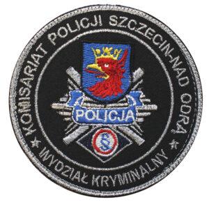 Szczecin – Komisariat Policji Szczecin nad Odrą Wydział Kryminalny NPO1077 IND