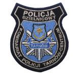 Tarnów – Centrum – Naszywka dzielnicowy policja – Komisariat Policji Tarnów-Centrum NPO1129 IND