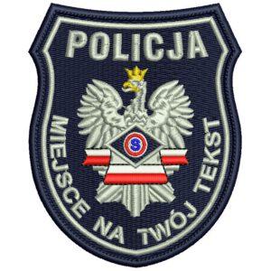 Naszywka Policja Sądowa IND B6