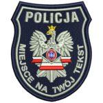 Naszywka Policja Pododdział Antyterrorystyczny IND B7