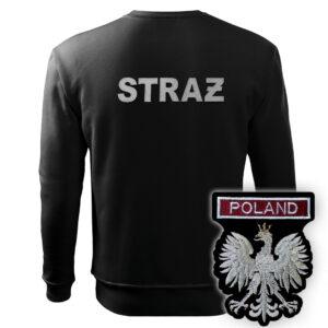 Bluza strażacka HAFT WZ06 Orzeł Polska