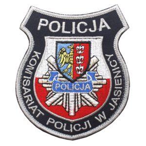 Jasienica – Naszywka Policja – Komisariat Policji w Jasienicy NPO1133 IND
