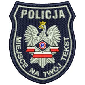 Naszywka Policja Prewencja IND B2