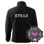 Polar strażacki 280 HAFT WZ02 Krzyż Związkowy
