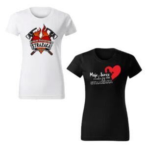 Koszulki t-shirt na co dzień