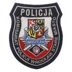 Wrocław – Naszywka Komisariat Policji Wrocław Stare Miasto NPO1137 IND