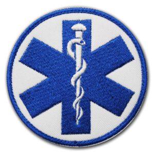 Naszywki ratownictwo medyczne