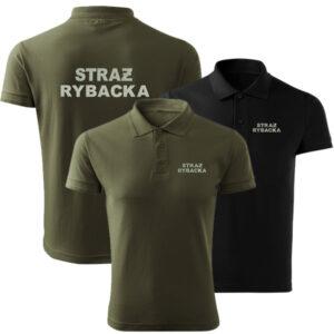Koszulki Polo Straż Rybacka