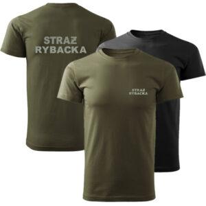 Koszulki T-shirt Straż Rybacka
