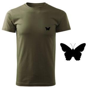 Koszulka t-shirt myśliwska myśliwy z nadrukiem DTG093